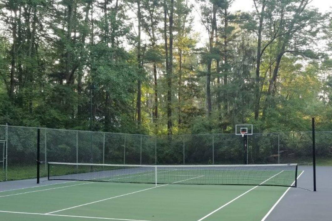 Discover Our Tennis Court Construction Services in Freehold & Rumson, NJ
